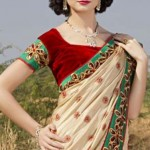 Evening Party Wear Dresses Collection 2013-14 By Kaneesha (1)