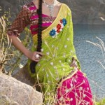 Evening Party Wear Dresses Collection 2013-14 By Kaneesha (4)