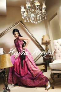 Hajra Hayat Bridal Exclusive Dresses Collection 2013 For Women 001