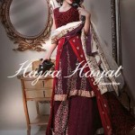 Hajra Hayat Bridal Exclusive Dresses Collection 2013 For Women 002