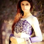 Hamail Latest Party Wear Dress Collection 2013-14 For Women (1)