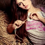 Hamail Latest Party Wear Dress Collection 2013-14 For Women (16)