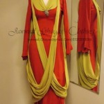 Jawwad Ghayas Latest casual wear New Dresses collection 2013-14 for women (2)