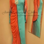 Jawwad Ghayas Latest casual wear New Dresses collection 2013-14 for women (3)