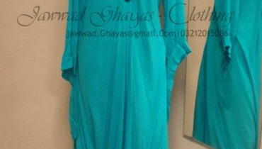 Jawwad Ghayas Latest casual wear New Dresses collection 2013-14 for women