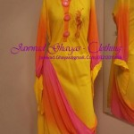 Jawwad Ghayas Latest casual wear New Dresses collection 2013-14 for women (6)