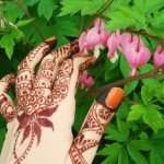Latest Beautiful Valentines Day Mehndi Collection 2013 For Girls 14