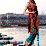 Latest Bridal dresses Maharani Collection 2013 for women by Monica Hout Couture 004