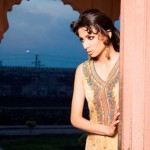 Latest Bridal dresses Maharani Collection 2013 for women by Monica Hout Couture 005