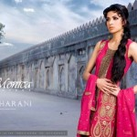Latest Bridal dresses Maharani Collection 2013 for women by Monica Hout Couture 006