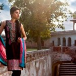 Latest Bridal dresses Maharani Collection 2013 for women by Monica Hout Couture 007
