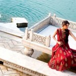 Latest Bridal dresses Maharani Collection 2013 for women by Monica Hout Couture 008