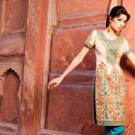 Latest Bridal dresses Maharani Collection 2013 for women by Monica Hout Couture 009
