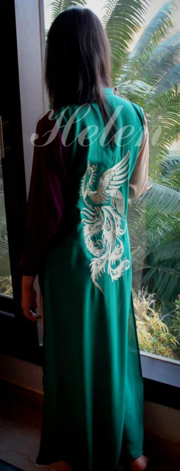 Latest Casual Wear Dresses Collection 2013 By Helen (10)
