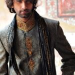 Latest Groom Wear Winter Collection 2013-2014 By Naushemian (1)