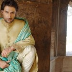 Latest Groom Wear Winter Collection 2013-2014 By Naushemian (7)