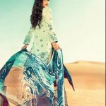 Latest Lawn Collection 2013-2014 For Women By Sania Maskatiya (2)