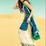 Latest Lawn Collection 2013-2014 For Women By Sania Maskatiya (3)