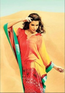 Latest Lawn Collection 2013-2014 For Women By Sania Maskatiya (5)