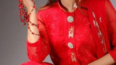 Latest Spring Casual & Formal Wear Dresses 2013 By Cherry Wrap 001