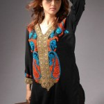 Latest Spring Casual & Formal Wear Dresses 2013 By Cherry Wrap 0011