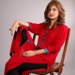 Latest Spring Casual & Formal Wear Dresses 2013 By Cherry Wrap 0013