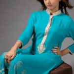 Latest Spring Casual & Formal Wear Dresses 2013 By Cherry Wrap 0015