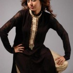 Latest Spring Casual & Formal Wear Dresses 2013 By Cherry Wrap 002
