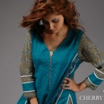 Latest Spring Casual & Formal Wear Dresses 2013 By Cherry Wrap 004