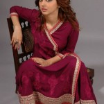 Latest Spring Casual & Formal Wear Dresses 2013 By Cherry Wrap 008