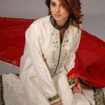 Latest Spring Casual & Formal Wear Dresses 2013 By Cherry Wrap 009