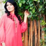 Minahil & Eleaza Designer Spring Wear Collection 2013 For girls & Women 0012
