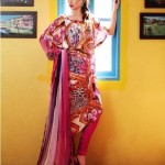 Moon Textiles Latest Spring Summer Lawn Collection 2013 For Women 0010