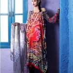 Moon Textiles Latest Spring Summer Lawn Collection 2013 For Women 0011