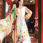 Moon Textiles Latest Spring Summer Lawn Collection 2013 For Women 0012