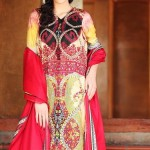 Moon Textiles Latest Spring Summer Lawn Collection 2013 For Women 003