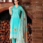 Moon Textiles Latest Spring Summer Lawn Collection 2013 For Women 004