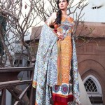 Moon Textiles Latest Spring Summer Lawn Collection 2013 For Women 005