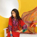 Shirin Hassan Block Prints Lawn Formal Dresses Collection 2013 For girls & Women 003