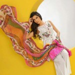 Shirin Hassan Block Prints Lawn Formal Dresses Collection 2013 For girls & Women 004