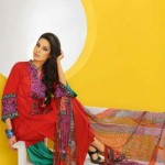 Shirin Hassan Block Prints Lawn Formal Dresses Collection 2013 For girls & Women 007