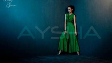Stylish Outfits Dresses Collection 2013 For girls Women By Aysha Anees 01