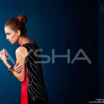 Stylish Outfits Dresses Collection 2013 For girls Women By Aysha Anees 02