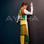 Stylish Outfits Dresses Collection 2013 For girls Women By Aysha Anees 04