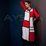 Stylish Outfits Dresses Collection 2013 For girls Women By Aysha Anees 06