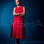 Stylish Outfits Dresses Collection 2013 For girls Women By Aysha Anees 10