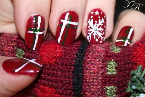 Sweet Valentine's Day Nail Art Designs