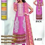 Tehzeeb Fabrics Latest Winter Collection For Girls (3)