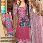 Tehzeeb Fabrics Latest Winter Collection For Girls (8)