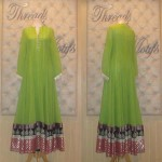 Threads & Motifs Spring Party Wear Dresses 2013 For Women (2)